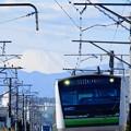 Photos: 横浜線小机~鴨居間にて