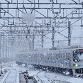 Photos: 埼京線武蔵浦和駅から
