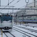 Photos: 雪の大宮駅から