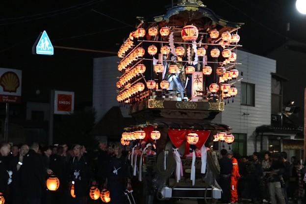 Photos: 下波田山車