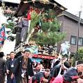 Photos: 中郷山車1