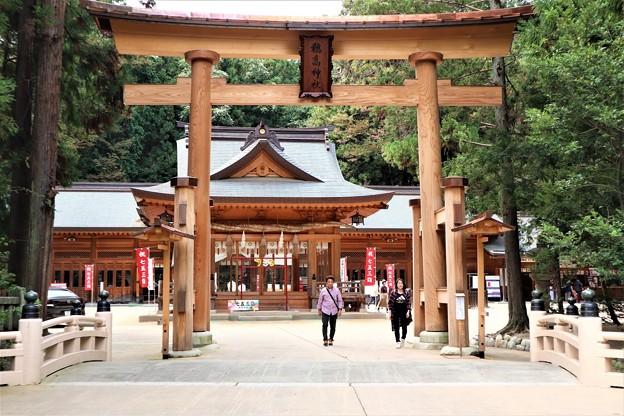 Photos: 穂高神社