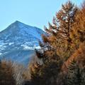 Photos: 晩秋の乗鞍岳