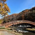 Photos: 木曽の大橋