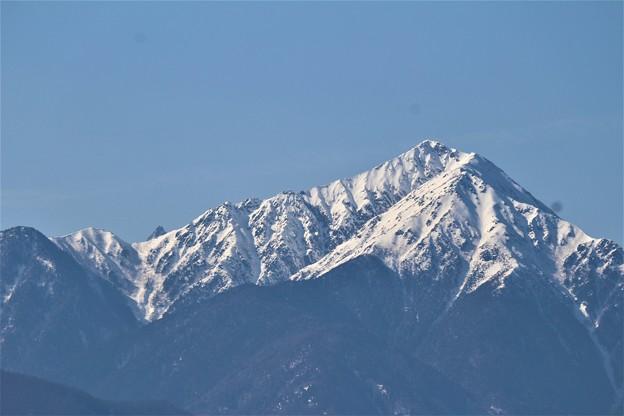 Photos: 槍ヶ岳 常念岳