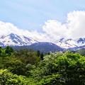 Photos: 春の乗鞍岳
