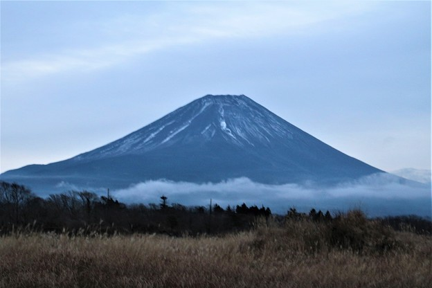 Photos: 朝霧高原から(令和3年)