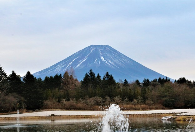 Photos: 朝霧高原から1
