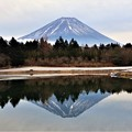 Photos: 逆さ富士
