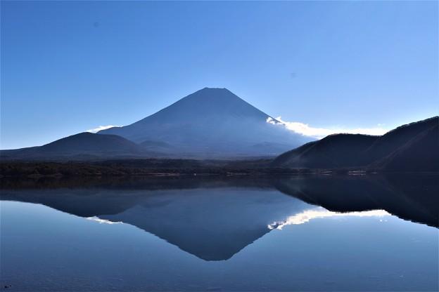 Photos: 本栖湖畔