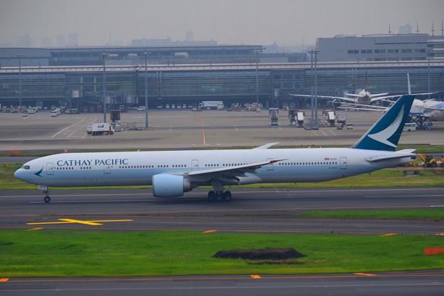 Cathay Pacific Airways #cathaypacificairways #東京 #東京国際空港 #羽田空港 #airport #hnd