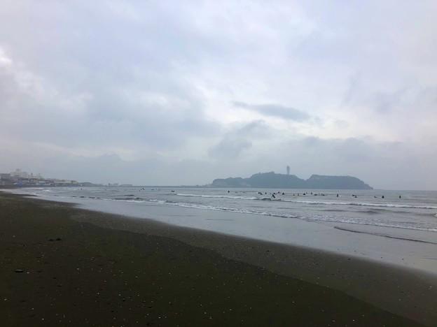 夕暮れの江ノ島 #湘南 #藤沢 #海 #波 #wave #surfing #mysky #beach