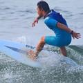 弱いオンショアの湘南・鵠沼海岸 #湘南 #藤沢 #海 #surfing #wave #mysky #beach