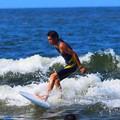 オンショアの湘南・鵠沼海岸 #湘南 #藤沢 #海 #波 #wave #surfing #mysky #beach