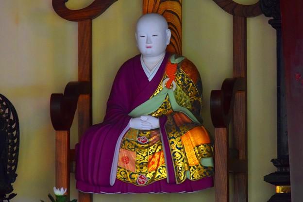 豊臣秀頼息女・天秀尼像 #kamakura #鎌倉 #湘南 #寺 #temple