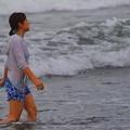 夕方の湘南・鵠沼海岸 #湘南 #藤沢 #海 #波 #wave #surfing #wave #mysky #beach