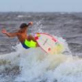 セット頭の湘南・鵠沼海岸 #湘南 #藤沢 #海 #波 #wave #surfing #mysky #beach