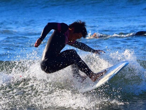 Photos: オフショアの湘南・鵠沼海岸 #湘南 #藤沢 #海 #波 #wave #surfing #mysky