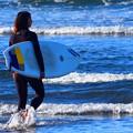 Photos: 湘南・鵠沼海岸のサーファー #湘南 #藤沢 #海 #波 #wave #surfing #mysky