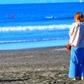 写真: 湘南・鵠沼海岸朝景 #湘南 #藤沢 #海 #波 #wave #surfing #mysky