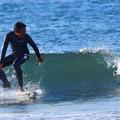 オフショアの湘南・鵠沼海岸 #湘南 #藤沢 #海 #波 #wave #surfing #beach #mysky