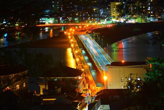 江ノ島大橋 #湘南 #藤沢 #海 #夜景 #wave #nightview