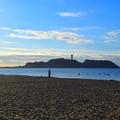 Photos: 今朝の江ノ島  #湘南 #藤沢 #海 #波 #wave #surfing #mysky