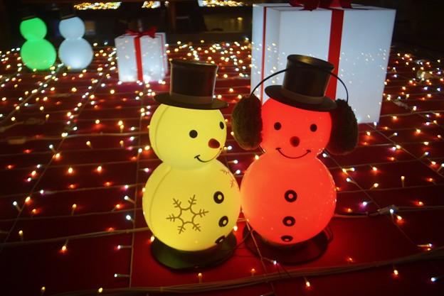 SNOWMAN@大阪駅 #大阪 #クリスマス #イルミネーション #osaka #illumination #christmas #xmas