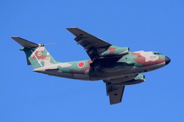 C-1輸送機 #自衛隊 #japanselfdefenceforces #mysky #習志野演習場 #降下訓練始め #japanairforce
