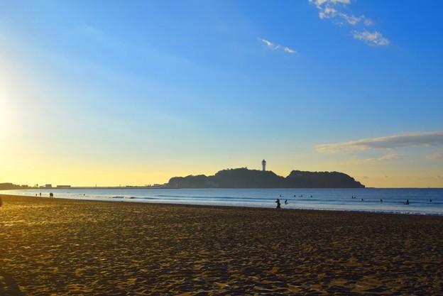今朝の江ノ島 #湘南 #藤沢 #海 #波 #wave #surfing #mysky
