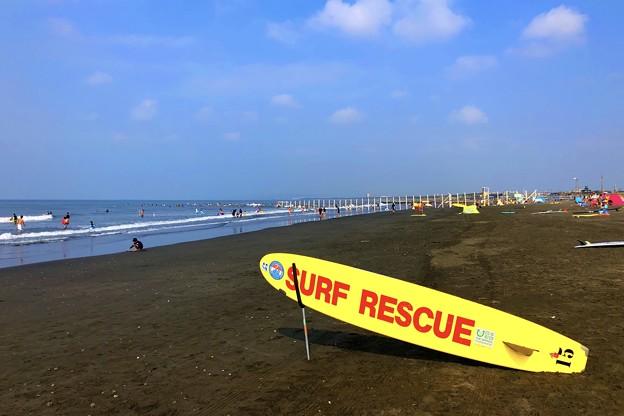 オフショアの湘南・鵠沼海岸 #湘南 #藤沢 #海 #波 #wave #surfing #sea #beach #mysky #サーフィン