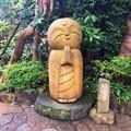 和み地蔵@長谷寺 #湘南 #鎌倉 #寺 #長谷寺 #temple #kamakura #mysky #flower #花