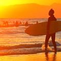 湘南・鵠沼海岸のサーファー #湘南 #藤沢 #海 #波 #wave #surfing #sea #mysky #beach