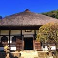 Photos: 円覚寺選佛場 #鎌倉 #湘南 #寺 #kamakura #北鎌倉 #temple #紅葉 #花 #flower #autumnleaves #円覚寺