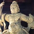 吽形像@妙本寺 #湘南 #鎌倉 #kamakura #寺 #temple #紅葉 #autumnleaves #mysky