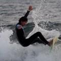 Photos: 夕方の湘南・鵠沼海岸の波はひざからももサイズ #湘南 #藤沢 #海 #波 #wave #surfing #sea #サーフィン #mysky