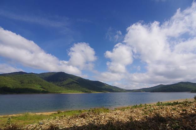 Photos: 野反湖