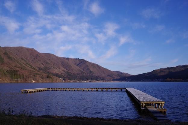Photos: 澄み渡る木崎湖