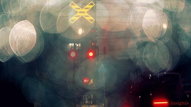 写真: Weeping in the rain.......