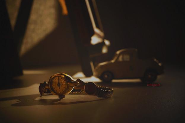 写真: 『第129回モノコン』手巻き.......