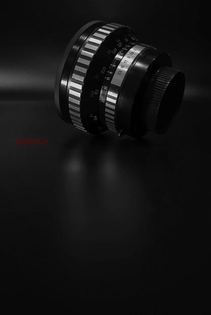 写真: 『第137回モノコン』Old lens.......