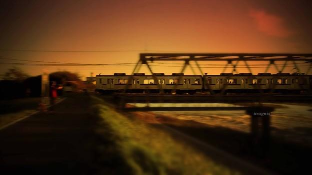 上り列車『日常』行き.......