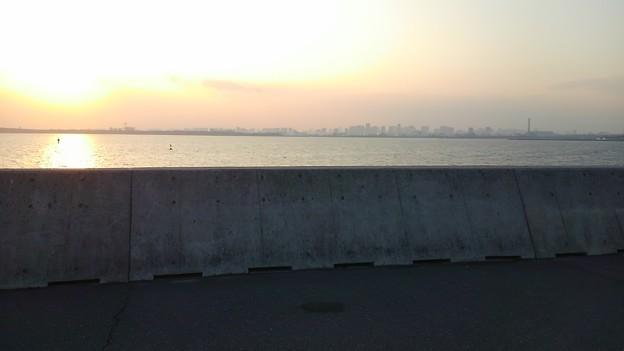 ディズニーランド近くの海 '19.03.05