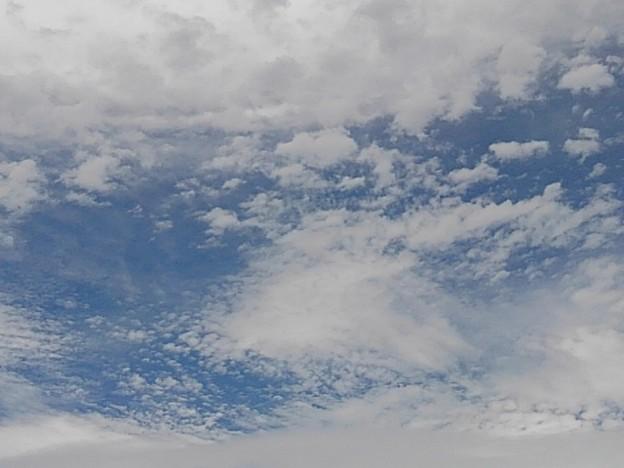 昼下がりの空(8月12日)