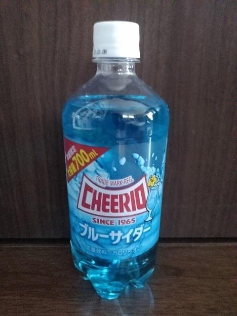 チェリオの懐かしい感じの飲み物
