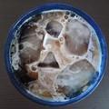 Photos: 愛用のグラスにアイスコーヒー