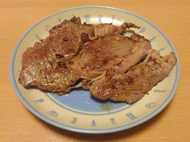 Photos: 久々のビーフステーキ