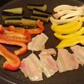 豚肉メインの焼き肉