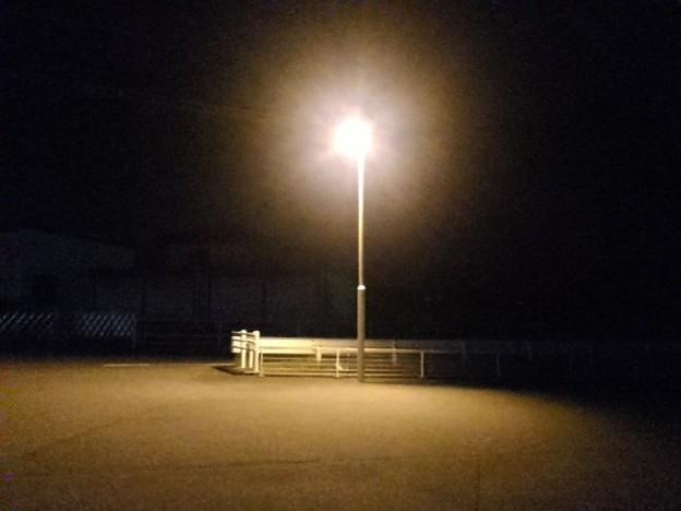 夜の景色(8月18日)