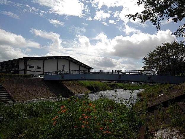 Photos: 橋と川(9月8日)